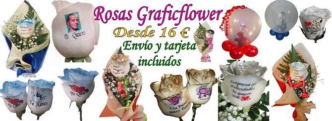 Enviar rosas a domicilio personalizadas